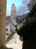 L'église de Palasca