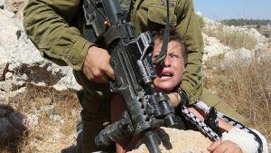 Palestine enfant-palestinien à Ramallah