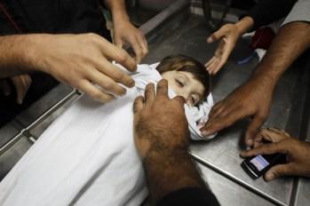 Palestine l'enfance tuée