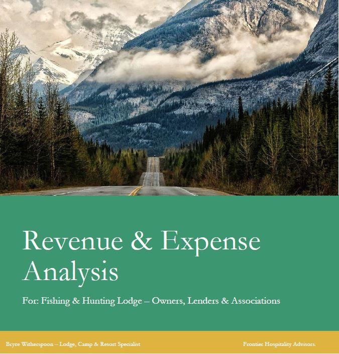 Fishing & Hunting Lodge Revenue & Expense Analysis