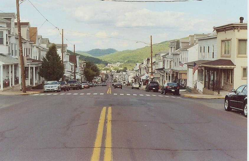 Ashland Pennsylvania