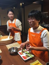 Bento Box Cooking Class Instructors in Kyoto.
