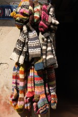 Nepali woolens are popular souvenir