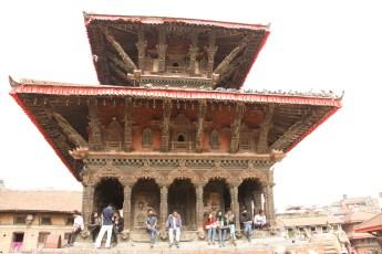 Pagoda-style temple, Durbar Square, Patan