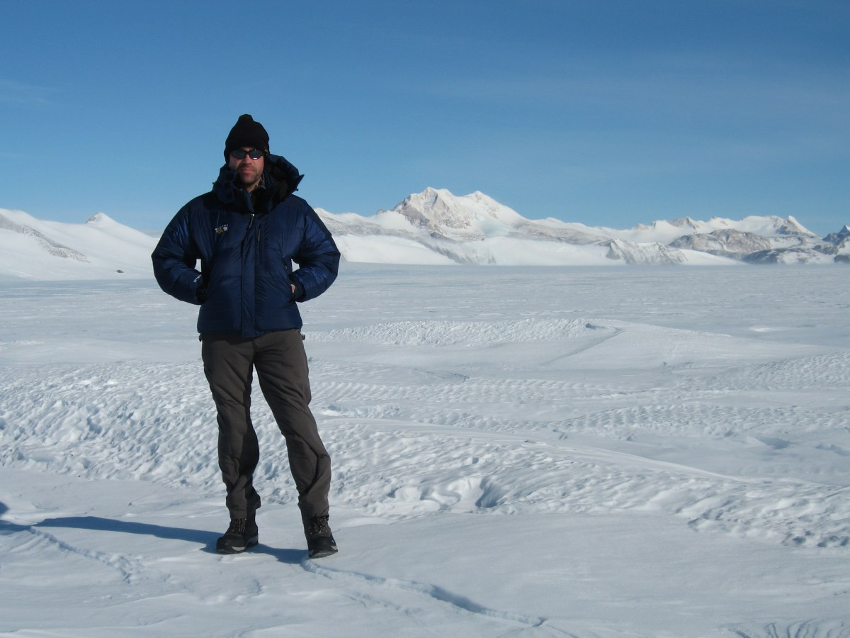 Prof Martin Siegert Field Chief Editor Of