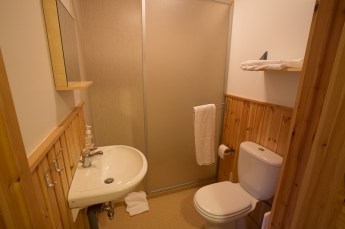 Bathrooms…