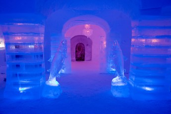 Ice Sculpture Hall
