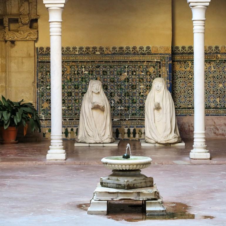 monastero a siviglia