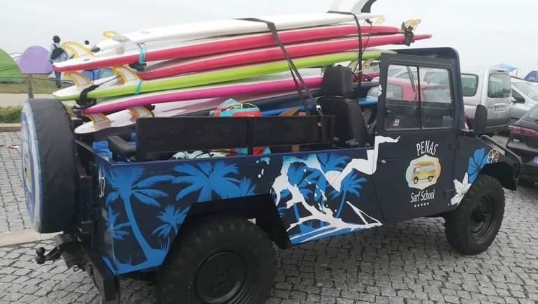 jeep di surf