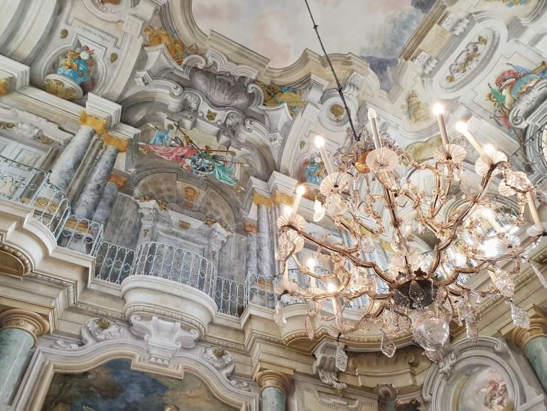 salone villa regina