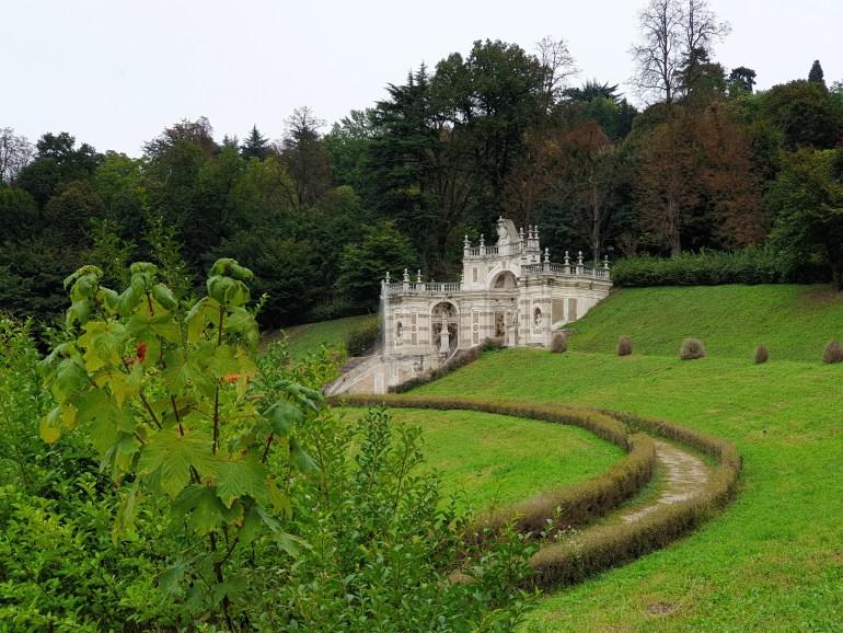 giardini villa torino