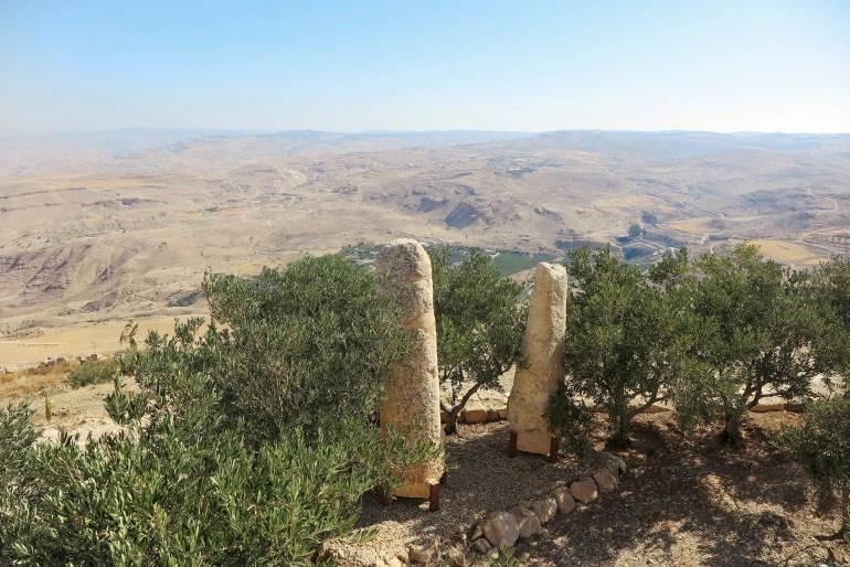 monte nebo giordania