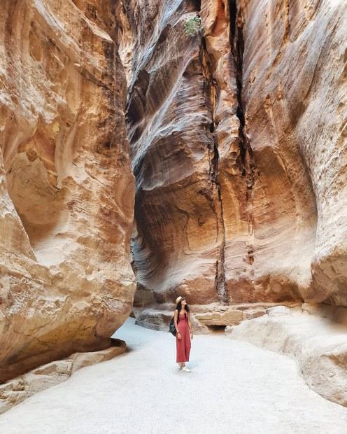 canyon a petra