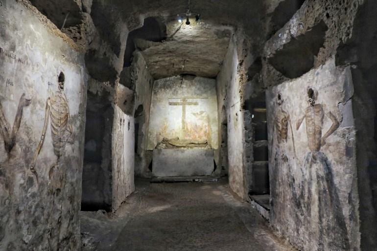 catacombe san gaudioso