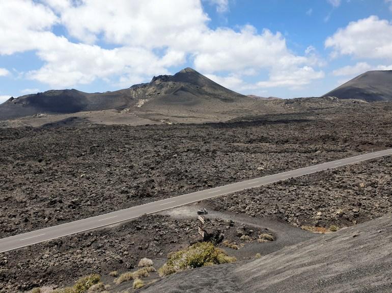 vulcani isole canarie