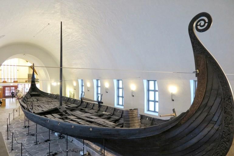 museo vichingo oslo