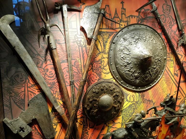 museo storico Trakai