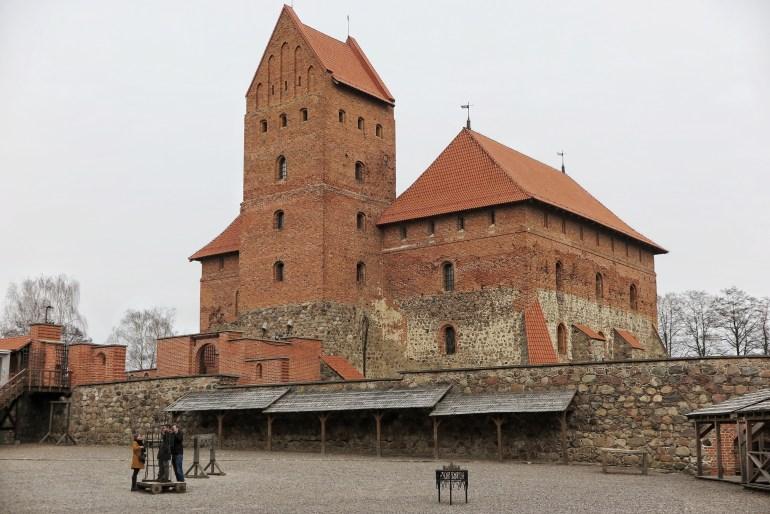 castello di Vilnius