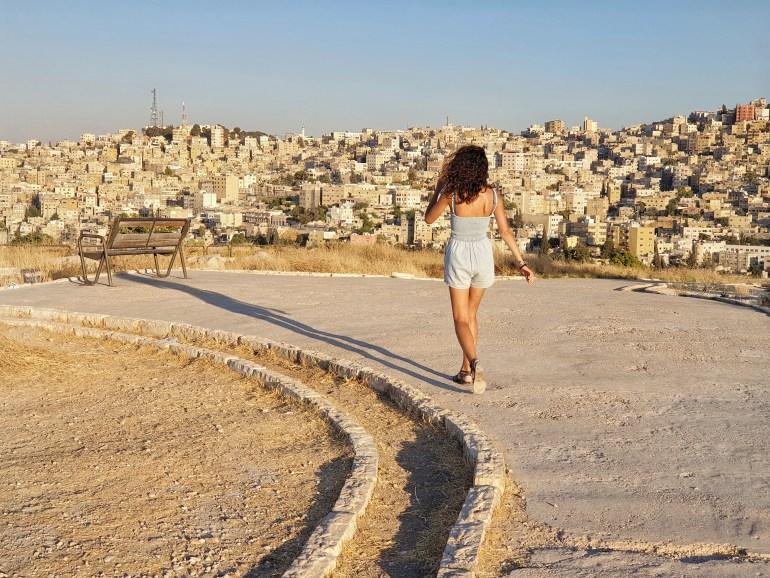 Amman capitale Giordania