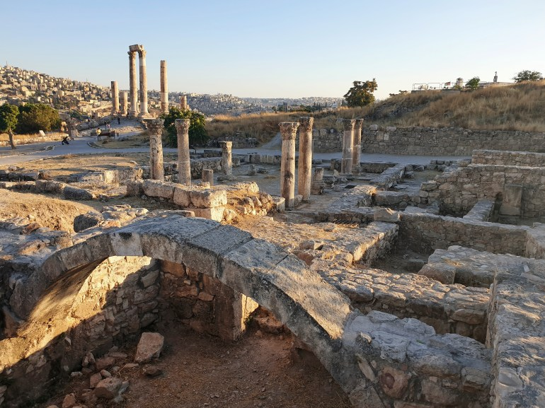 rovine romane Amman