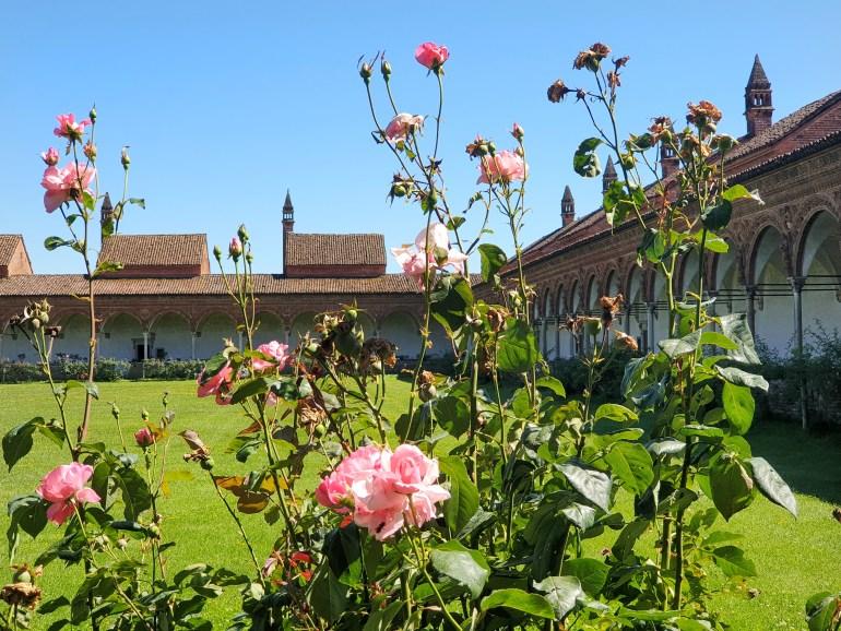 monastero di pavia