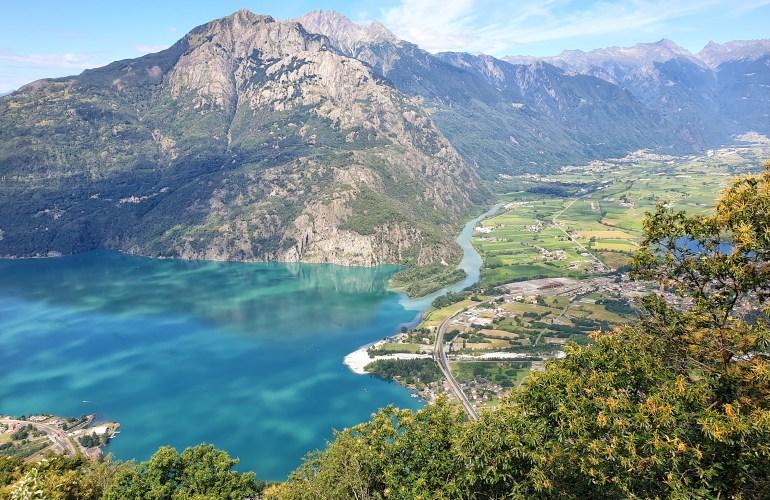 trekking in Lombardia