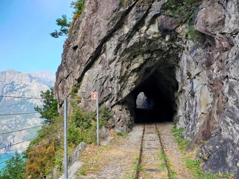 gallerie del Tracciolino
