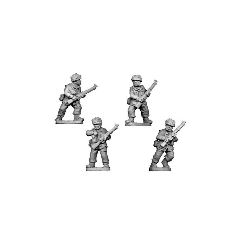 British Airborne Paratrooper Rifles I 28mm WWII CRUSADER