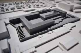 Central Remand Prison and Department XIV model.