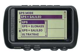 GPS options. Ultratrac is a low power GPS tracking options with a longer breadcrumb interval