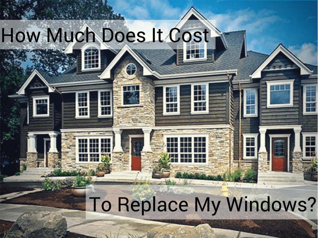 how much does it cost to replace kitchen cabinets windows cleveland