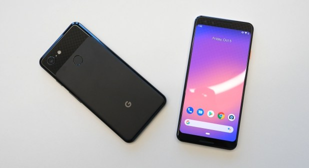 Pixel 3 and 3 XL: features