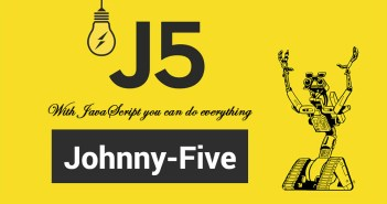 Johnny-Five 1.0 JavaScript