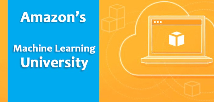 Amazon Machine Learning Courses open for free to all developers