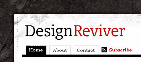 Design Reviver aims to provide useful information for web designers
