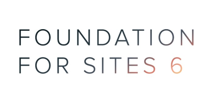 Foundation The most advanced responsive front-end framework