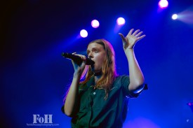 Tove Lo, sound Academy Toronto - photo by Bobby Singh 2015