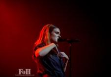Tove Lo, sound Academy Toronto - photo by Bobby Singh 2015