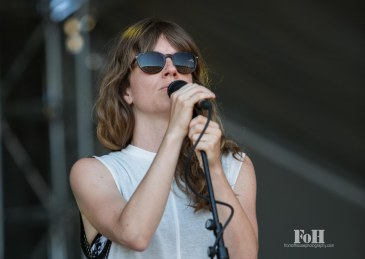 July, 23, 2016 - Oro-Medonte, Ontario, Canada: Canadian singer-songwriter Afie Juvanen, better known by stage name Bahamas, performs at Wayhome Music & Arts Festival (Bobby Singh/Poalris).