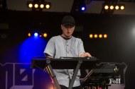 July, 24, 2016 - Oro-Medonte, Ontario, Canada: Danish pop star MØ performs at Wayhome Music & Arts Festival (Bobby Singh/Polaris).