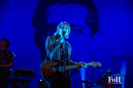 Franz Ferdinand perform at The Danforth Music Hall photo by Bobby Singh/@fohphoto