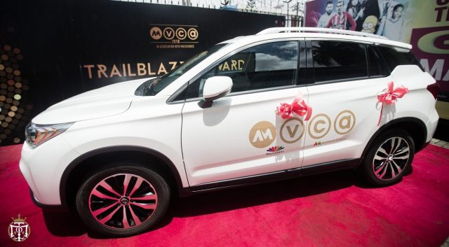 AMVCA: Bisola gets SUV prize for Trail Blazer Award