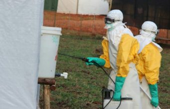 Ebola: Over 200 killed as insecurity poses challenge in DR Congo