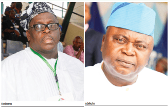 Ogun guber: Appeal Court sacks Kashamu as PDP candidate