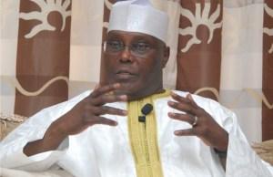 Buhari must go, he's instigating violence -Atiku