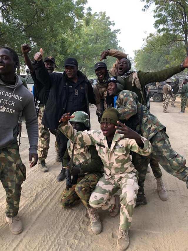 Boko Haram: How troops kill several terrorists in fresh attack