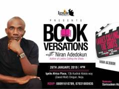 Bookversations features Niran Adedokun Jan 26