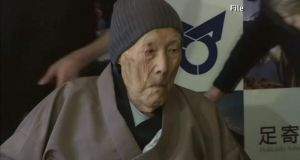 World's oldest man, Nonaka, dies at 113