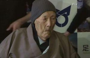 World's oldest man, Nonaka, dies at 113