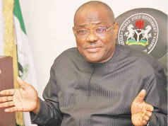 Certificate forgery: Court dismisses suit against Wike